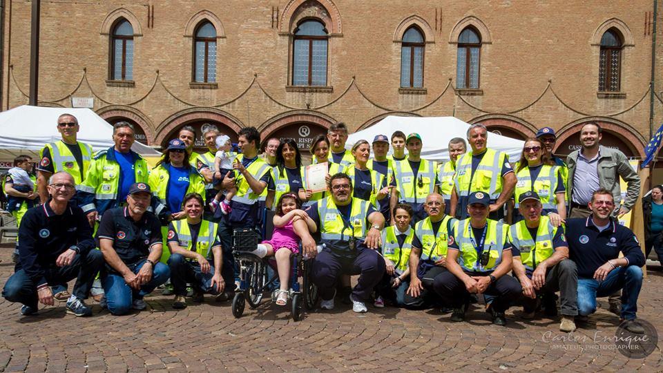 Gruppo volontari 2 giugno 2013