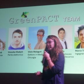 i vincitori presentano il progetto