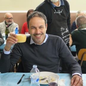 il Sindaco Alberto Bellelli